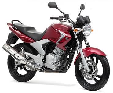 2013 Yamaha YBR250